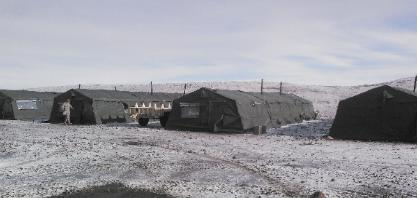 Our Tents Are Ready To Use u0026 Include All Supports. & U.S. Largest Surplus Military Tents Stockpile