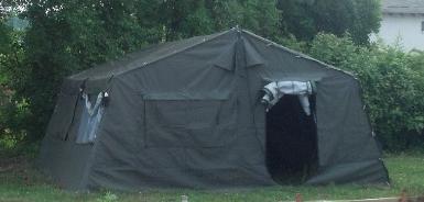 U S  Largest Surplus Military Tents Stockpile