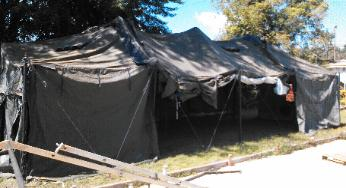 U S Largest Surplus Military Tents Stockpile