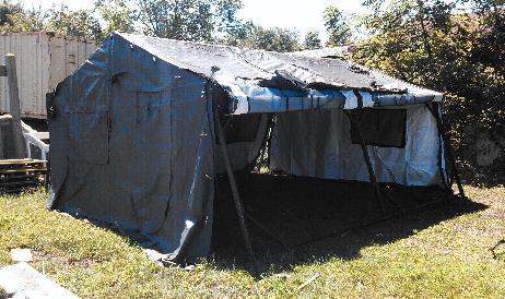 FS 16x16x9 Wall Tent & FS 16x16x9 Wall Tent - G503 Military Vehicle Message Forums