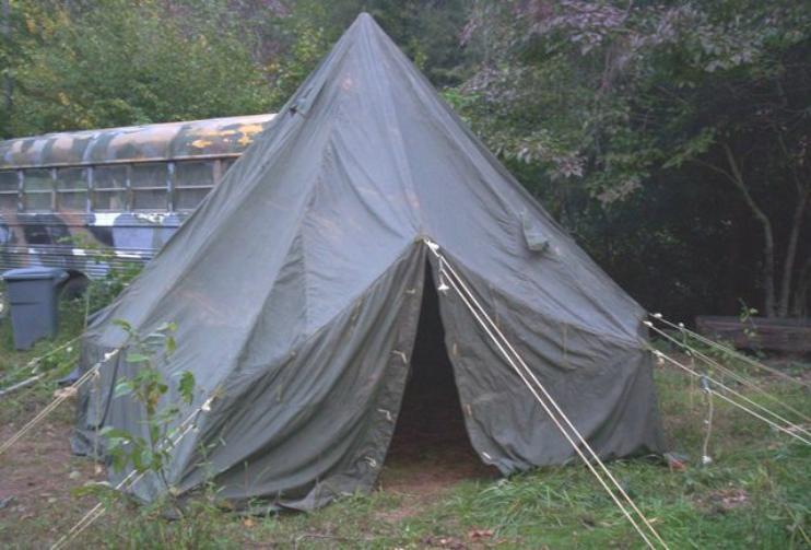 & tent-hex